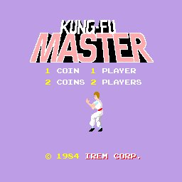 Kung-Fu Master a Classic of 1984 :-)